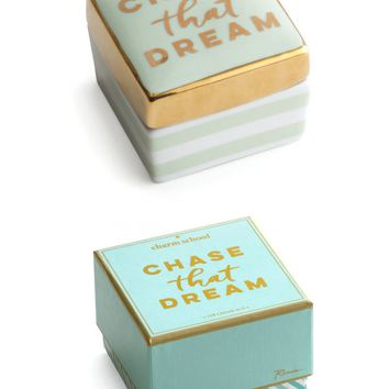 Chase That Dream Trinket Box