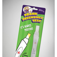 Fake Pregnancy Test