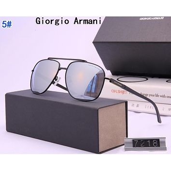 Giorgio Armani Fashion Men Summer Shades Eyeglasses Glasses Sunglasses 5#
