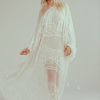 Free People Bohemian Winds Maxi