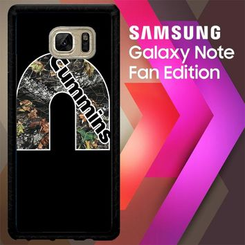 Cummins Turbo Diesel V0406 Samsung Galaxy Note FE Fan Edition Case