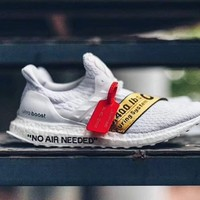 ADIDAS ULTRABOOST 3.0 UNCAGED x OFF-WHITE
