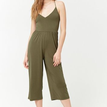 Faded Gauchos Jumpsuit