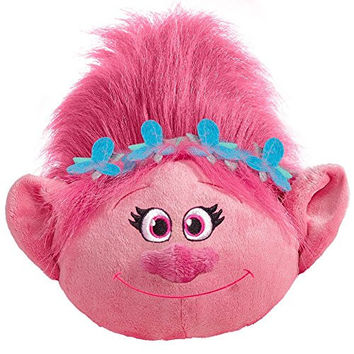 DreamWorks Trolls Pillow Pets Poppy - Official Trolls Stuffed Animal Plush Toy