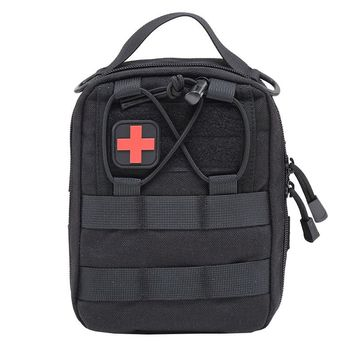 Tactical Medical Outdoor Backpack Military First Aid Kit pouch Emergency Assault Combat Rucksack Bags