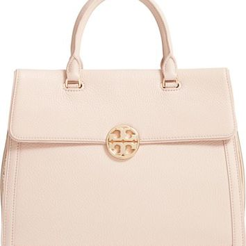 Tory Burch Duet Leather Satchel | Nordstrom