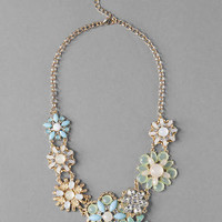 CARMICHAEL JEWELED STATEMENT NECKLACE