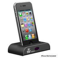 Universal iPod/iPhone Docking Station For Audio Output Charging - Sync W/iTunes And Remote control