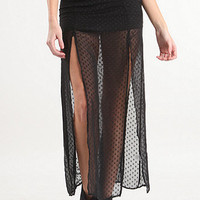 Kirra Hendrix Maxi Skirt at PacSun.com