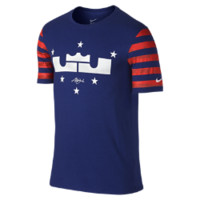 Nike LeBron 4th of July Men's T-Shirt