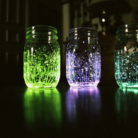 glow in the dark cup/jar
