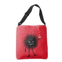 Evil Bug With A Love Potion Crossbody Bag
