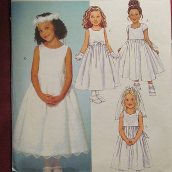 Best Sewing Patterns For Flower Girl Dresses Products on Wanelo