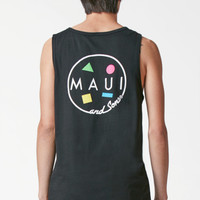 Maui and Sons Cookie Logo Tank Top at PacSun.com