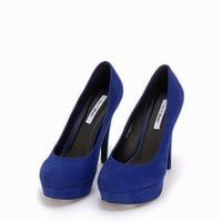 Platform Pump, NLY Shoes