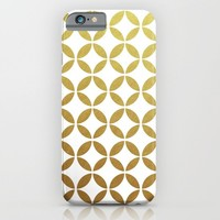 rings - gold iPhone & iPod Case by Her Art