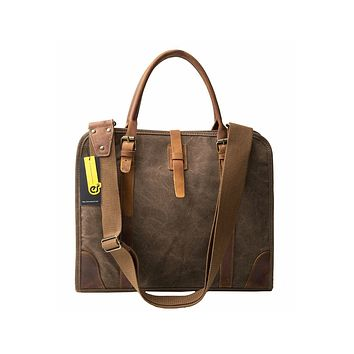 """Real Leather Laptop case 15.6"""""""