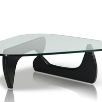 Modern Japanese Style Coffee Table