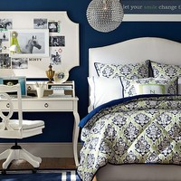 Raleigh Paisley Bedroom