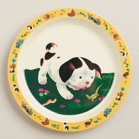 The Poky Little Puppy Plates, Set of 4