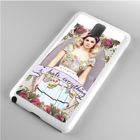 Marina And The Diamond I Hate Everything Note 3 Case