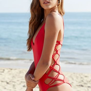 Kaohs Rio One Piece Swimsuit at PacSun.com