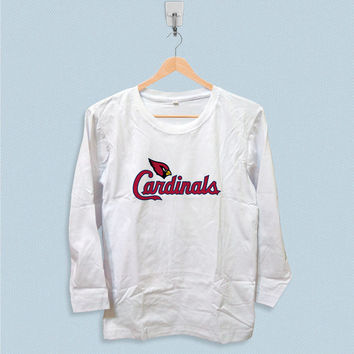 Long Sleeve T-shirt - Arizona Cardinals