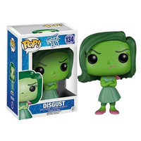 Inside Out Disgust Disney-Pixar Pop! Vinyl Figure : Forbidden Planet