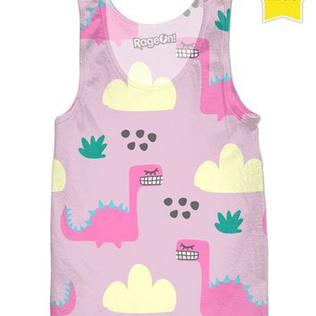 RCTT Dinosaur Children's Tank Top