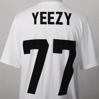 Yeezy 77 Team Shirt
