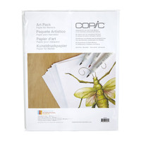 CF: Coloring Foundations: Art Paper Pack, 8.5x11, 25 Sheets