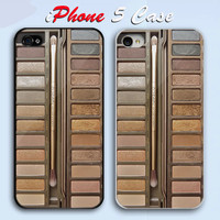 Naked Palette INSPIRED Custom iPhone 5 Case Cover