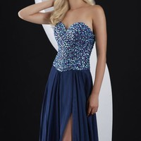 Wonderfully Embellished Gown by Jasz Couture
