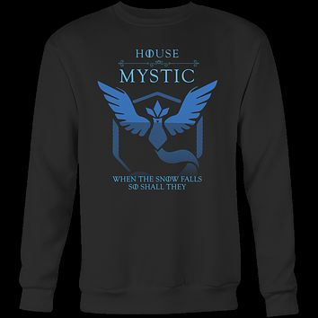 POKEMON HOUSE MYSTIC Sweatshirt T shirt - TL00618SW