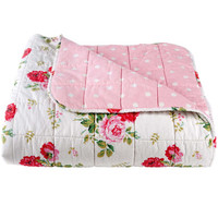 Bedroom |  Antique Rose Bouquet Bedspread  | CathKidston