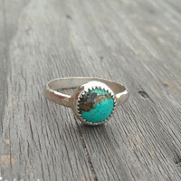 Turquoise Cove Ring