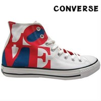 Converse CT Robert Indiana Hi Mens Q410, UNISEX CASUAL SHOES