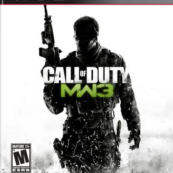 Call of Duty : Modern Warfare 3 for the Playstation 3