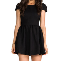 Lovers + Friends Voulez Vous Dress in Black from REVOLVEclothing.com