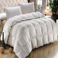 Royal Hotel 900 TC Silk Goose Down Comforter
