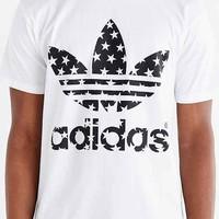 adidas Originals Starry Trefoil Tee