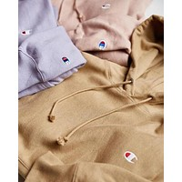Champion Fashion Sport Hoodie Drawstring Top Sweater Sweatshirt