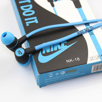 Metal headphones jack standard noise isolation Nike