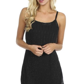 Black Sequin Dress – Sophie and Trey