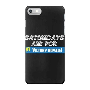 Fortnite Victory Royale iPhone 7 Case