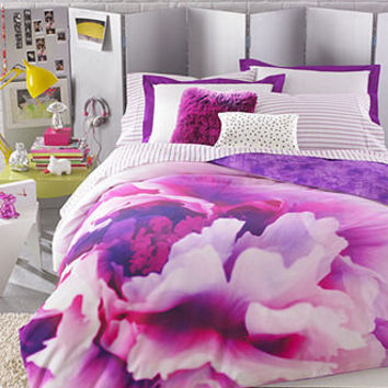Teen Vogue Bedding, Violet Comforter Sets - Teen Vogue - Bed & Bath - Macy's