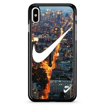 Nike Nyc iPhone X Case