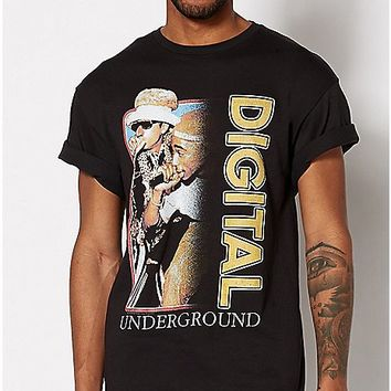 Digital Underground T Shirt - Spencer's