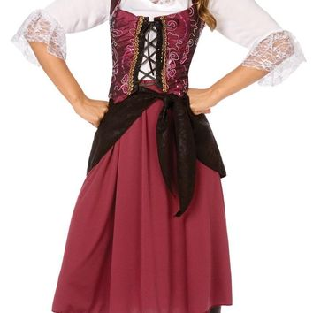 Pirate Wench Adult 14-16 Costume