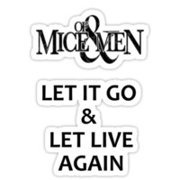 Let Live-Of Mice And Men